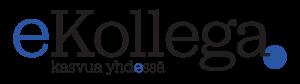e-Kollega -hankkeen logo.